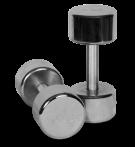 Chrome Beauty Bells-3 lbs