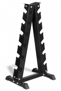 A-Frame Beauty Bell Rack