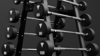 Throwdown® Straight Barbells