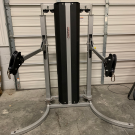 Muscle Dynamics Dual-Adjustable Functional Trainer