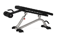 Instinct® Adjustable Abdominal / Decline Bench Model 9NL-B7200