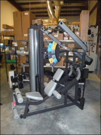 Used Precor S3.21 Multistation Gym (USED)