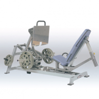 PL-477 Horizontal Leg Press (Lower Body)