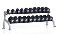 PPF-752 2-Tier Saddle Dumbbell Rack