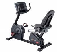 R8 Recumbent Bike - Entertainment Plus Console