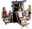 Batca Omega 4 Multi-Station Gym