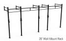 X Rack Wall Mount 4FT - 20FT