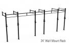 X Rack Wall Mount 4FT - 24FT