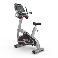 "8-UB Upright Exercise Bike - 10"" Embedded"