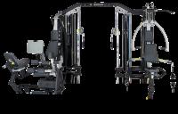 Batca Fusion 4 Carbon Edition Modular Gym