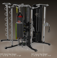 AXIS Dual Station Configurations