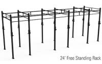X Rack Free Standing 4FT - 24FT