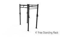 X Rack Free Standing 4 FT