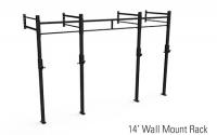 X Rack Wall Mount 4FT - 14FT