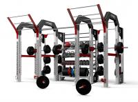 Athletic Training Frames - Octagon SQUAD BOX
