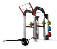 Athletic Training Frames - Octagon WOD BOX