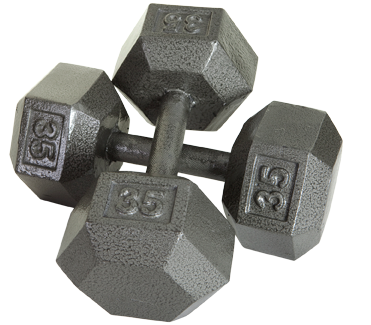 Plates And Dumbbells