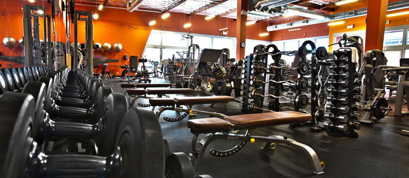 MDI Fitness Slider